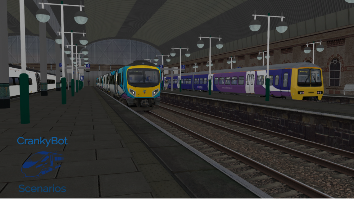 [CB] 1K09 07:28 Manchester Piccadilly – Hull
