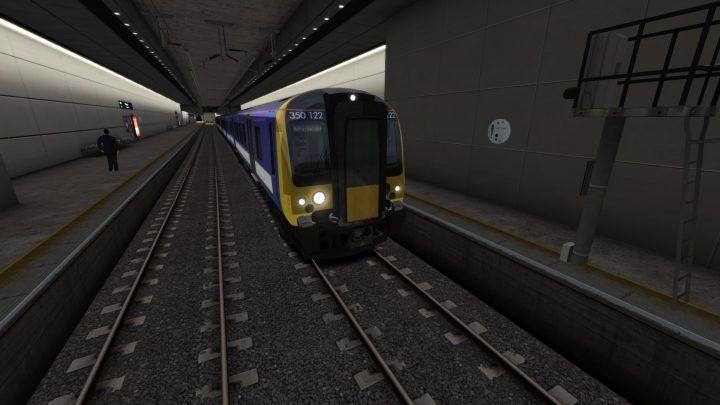 Greater Anglia class 350